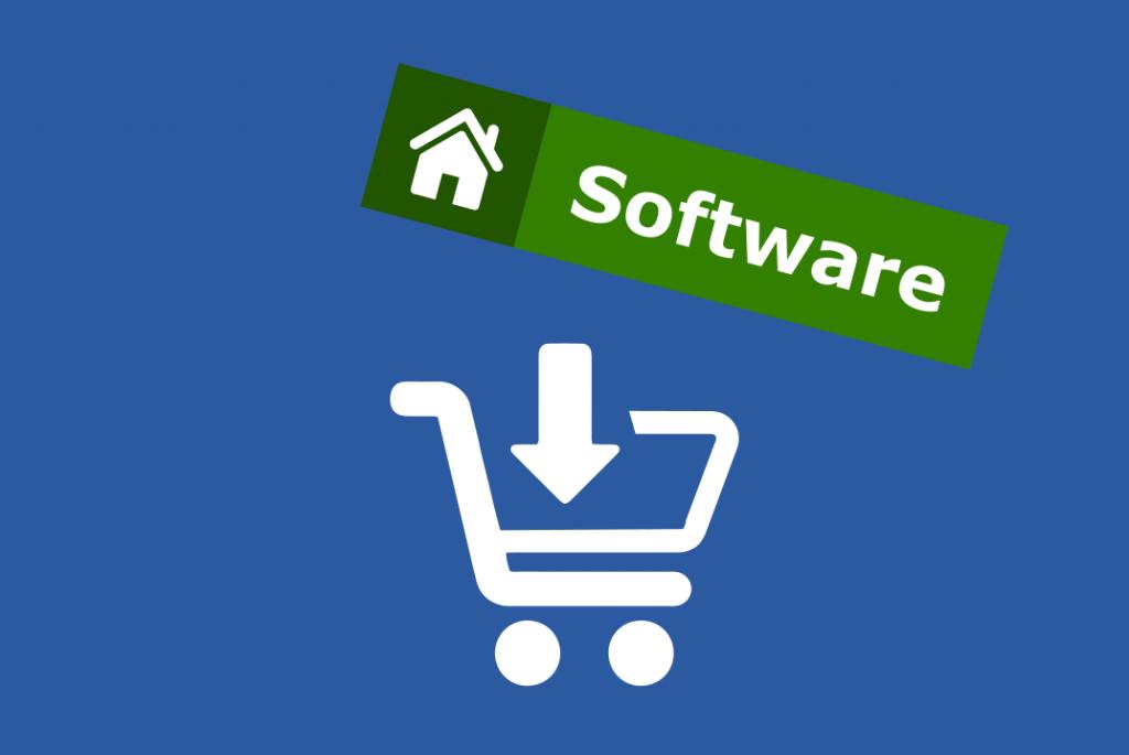 Darstellung - Hausverwaltungssoftware kaufen mit Einkaufswagen